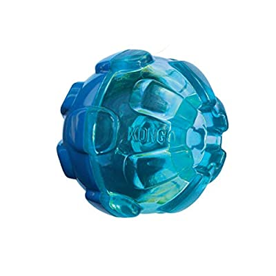 KONG KONG Rewards Ball Large Treat Dispensing Dog Toy from KONG