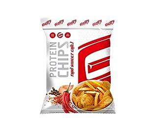 Got7 High Protein Chips Snack 40% Protein Fitnesssnack - Ideal Zur Diät...
