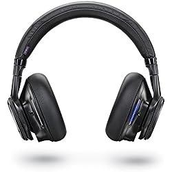 [Cable] Plantronics BackBeat Pro - Auriculares de diadema cerrados, color negro