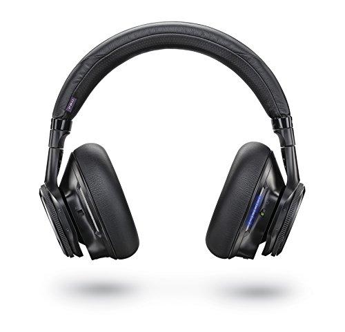 Plantronics BackBeat PRO Casque sans fil avec annulation active du bruit – Noir