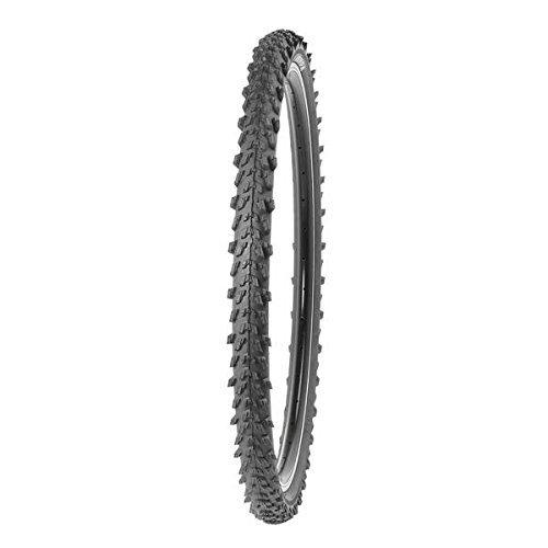 KENDA Kahn Fahrradreifen-Set, Schwarz, 26 x 1.95 Zoll