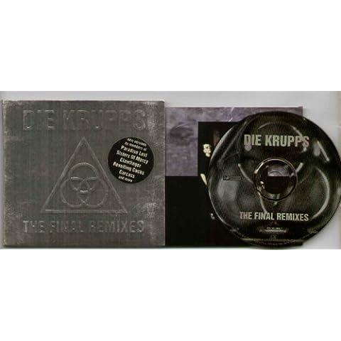 Die Krupps - The Final Remixes - CD (not