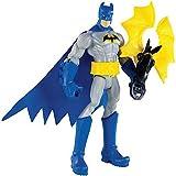 Mattel DGF24 – Batman – Power Attack – Cyberbat Batman – Personaggio 15cm