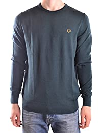 Fred Perry Homme MCBI128184O Vert Laine Maille