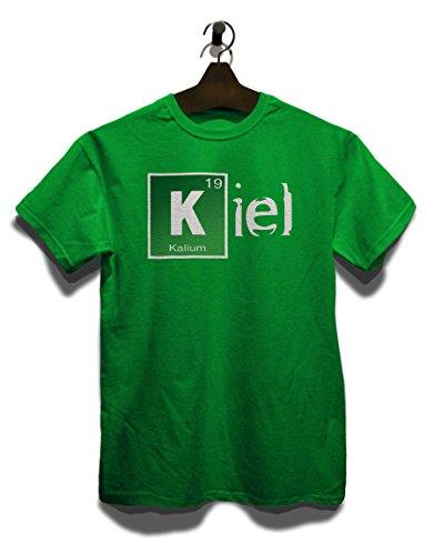 Kiel T-Shirt Grün