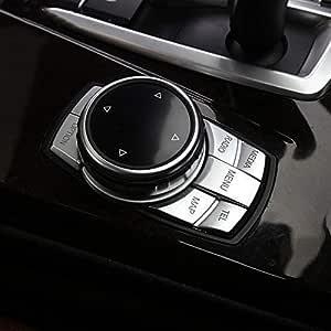 Innen Mittelkonsole Idrive Knopf Multimedia Knopf Taster Abdeckung Model B Auto