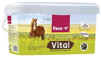 Pavo Vital 8 kg (Nachfüllpackung - Sack)