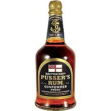 Pussers Blue Label Rum - 1 x 0.7 l