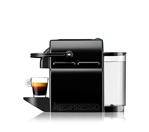 De'Longhi Nespresso Inissia EN 80.B – coffee machine – 19 bar – black