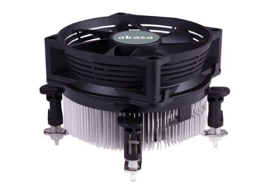 Akasa AK-955V2 - Ventilador de CPU para Intel LGA775 y LGA115x