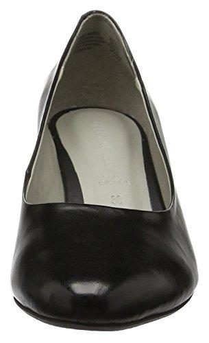 Gerry Weber Laura 05, Chaussures à talons - Avant du pieds couvert femme Schwarz (Schwarz)