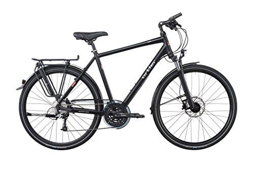 Ortler Wien XXL Herren schwarz Rahmengröße 60 cm 2015 Trekkingrad