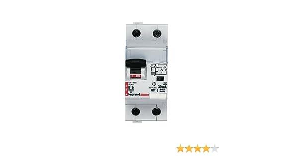 Legrand 008506 FI/LS B 16A 1+N 30MA TYP A: Amazon.de: Gewerbe ...