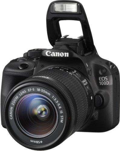 Canon EOS 100D SLR-Digitalkamera_4