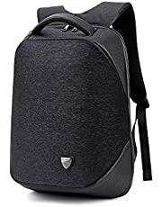 Arctic Hunter Nylon 24 Ltr Black Laptop Backpack