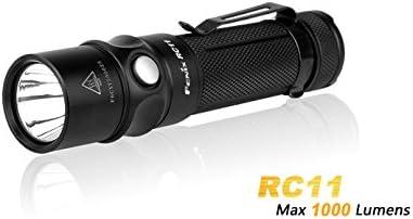 Fenix RC11 1000 Lumen CREE XM-L2 XM-L2 XM-L2 U2 LED torcia magnetica di ricarica torcia con batteria agli ioni di litio 18650 B07K21J54N Parent | Design affascinante  | The King Of Quantità  | Export  16a760
