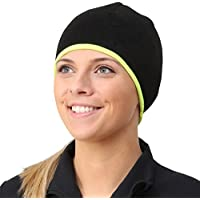 TrailHeads Goodbye Girl Ponytail Hat (Women's) - black / hi-vis