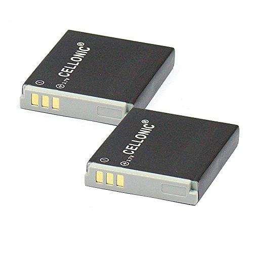 2x Batteria per Canon PowerShot S120 PowerShot SX510 HS SX700