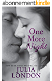 One More Night (An Over the Edge Novel Book 2) (English Edition)
