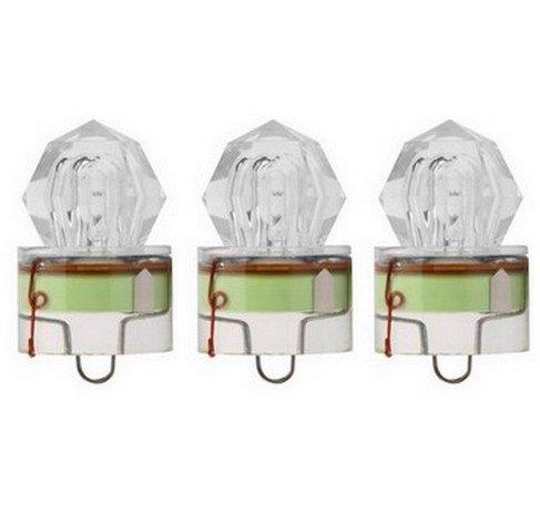 Ma-peche.fr - Lampe De Fond Flash LED X3, Couleur: Vert