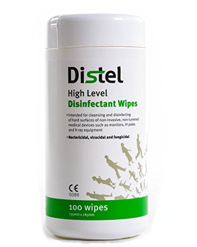 distel-high-level-disinfectant-wipes-100-wipes