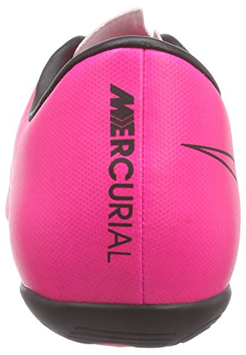 Nike Mercurial Victory V Ic, Chaussures de Futsal homme Rose - Pink (Hyper Pink/Hyper Pink-Black-Black 660)
