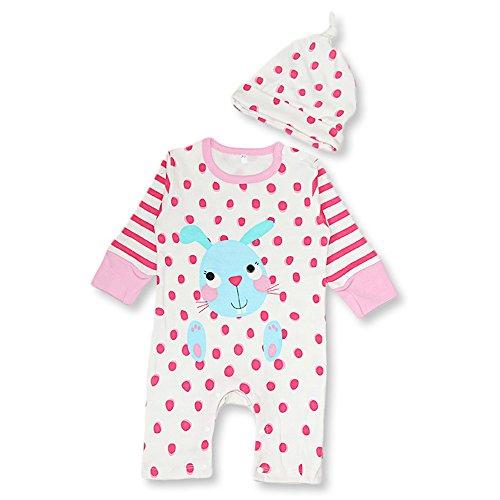 DINGANG Baby Mädchen (0-24 Monate) Spieler Gr. 6-18 Monate, (Bear Costume Herren Uk)