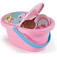 Peppa Pig - Cesta para picnic (Smoby 24203)