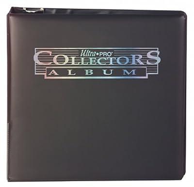 Classeur Ultra Pro Collectors - jeu de cartes - noir