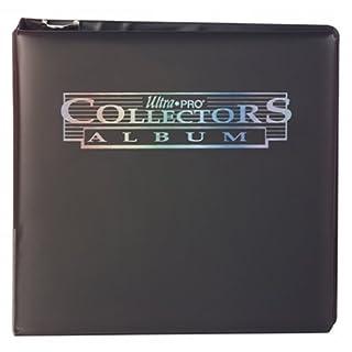 Amigo Spiel + Freizeit Ultra Pro 81406 - Album Card Collector, schwarz (RPJM8-2)