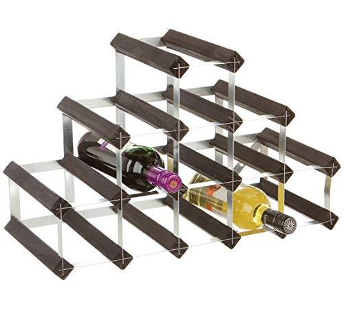 cb4c14c0e0 RTA Porte-bouteilles pyramide pour 14 bouteilles