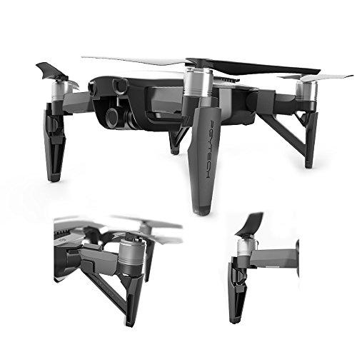 hensych Landing Gear Bein Upgraded stoßfest anti-damping Landing Gear aufstehen, Extensions Displayschutzfolie für DJI Mavic Air -