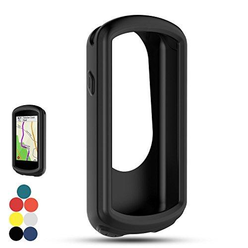 AIOIA Schutzhülle für Garmin Edge 1030,Soft Silikon Hülle Shell Sleeve Shockproof Display Schutz Tasche für Garmin Edge 1030 Navigationsgerät