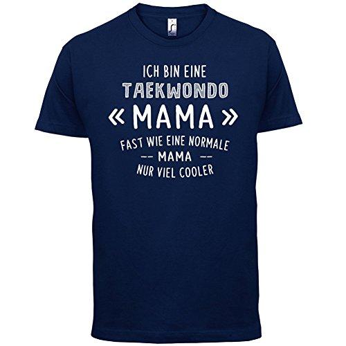 Ich bin eine Taekwondo Mama - Herren T-Shirt - 13 Farben Navy