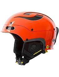 Sweet protection adultos casco Trooper MIPS, otoño/invierno, unisex, color Naranja - naranja, tamaño ML