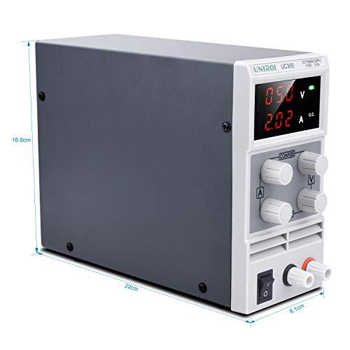 Zoom IMG-2 uniroi alimentatore da laboratorio cc