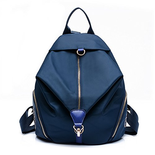 Version Mme coréenne de sac à dos Vent Collège/Oxford sac en tissu/Sacs de voyage-A B