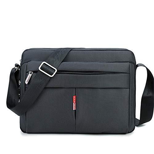 Sumferkyh Herren Tasche Herren Umhängetasche Diagonal Cross Bag Aktentasche Tablet Bag Bürotasche