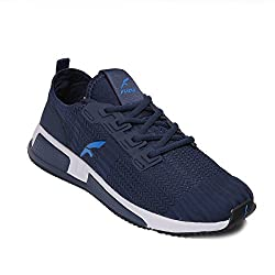 Furo (By Red Chief)) Blue Mens Walking Shoes (W3009 156)