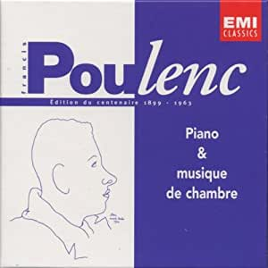 Poulenc: Piano and Chamber Music