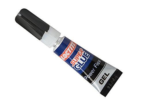 Loctite LOCPFG3T Flex Super Glue Gelrohr 3g (Loctite Super Glue Control Gel)