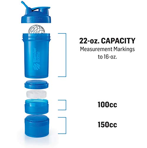 Blender Bottle Prostak Shaker - 2
