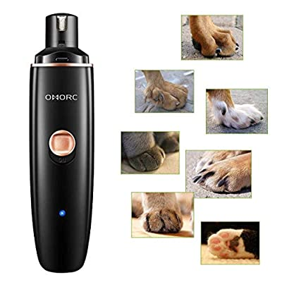 OMORC Electric Dog Nail Grinder from OMORC