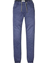 Scotch & Soda Jungen Sporthose Washed Joggers | Relaxed Slim Fit