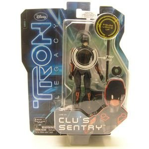 Tron Legacy Clu's Sentry Action Figure [Toy]