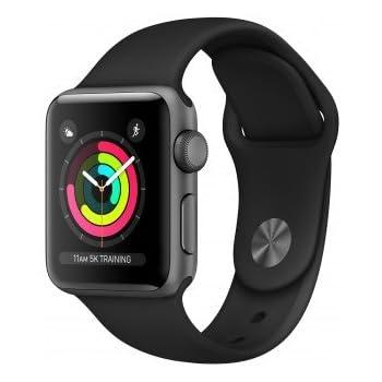 Apple Watch Series 3 Reloj Inteligente Gris OLED GPS (satélite ...