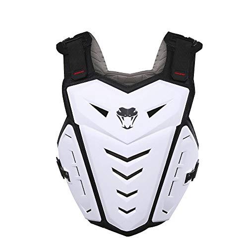TIUTIU Motocross Cross Breast Chest Knight Outdoor Protezioni Sportive Antiurto Traspirante Pettorina Protettiva Posteriore Bicicletta Da Sci Skate Armatura Da Corsa Vest