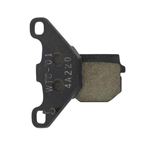 XFIGHT-Parts Kit pastiglie freno (einkolben) Pinza del freno anteriore JP/JR/KM5001a 84.9X 42.4X 7.8X 47.4X 37X 10mm 5532544