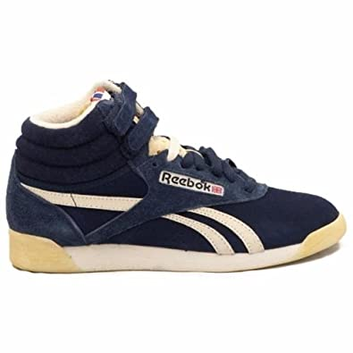 d95b826611a Reebok Freestyle Hi Trainers  Amazon.co.uk  Clothing