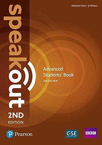 Speakout. Advanced. Student's book. Per le Scuole superiori. Con DVD-ROM por Antonia Clare